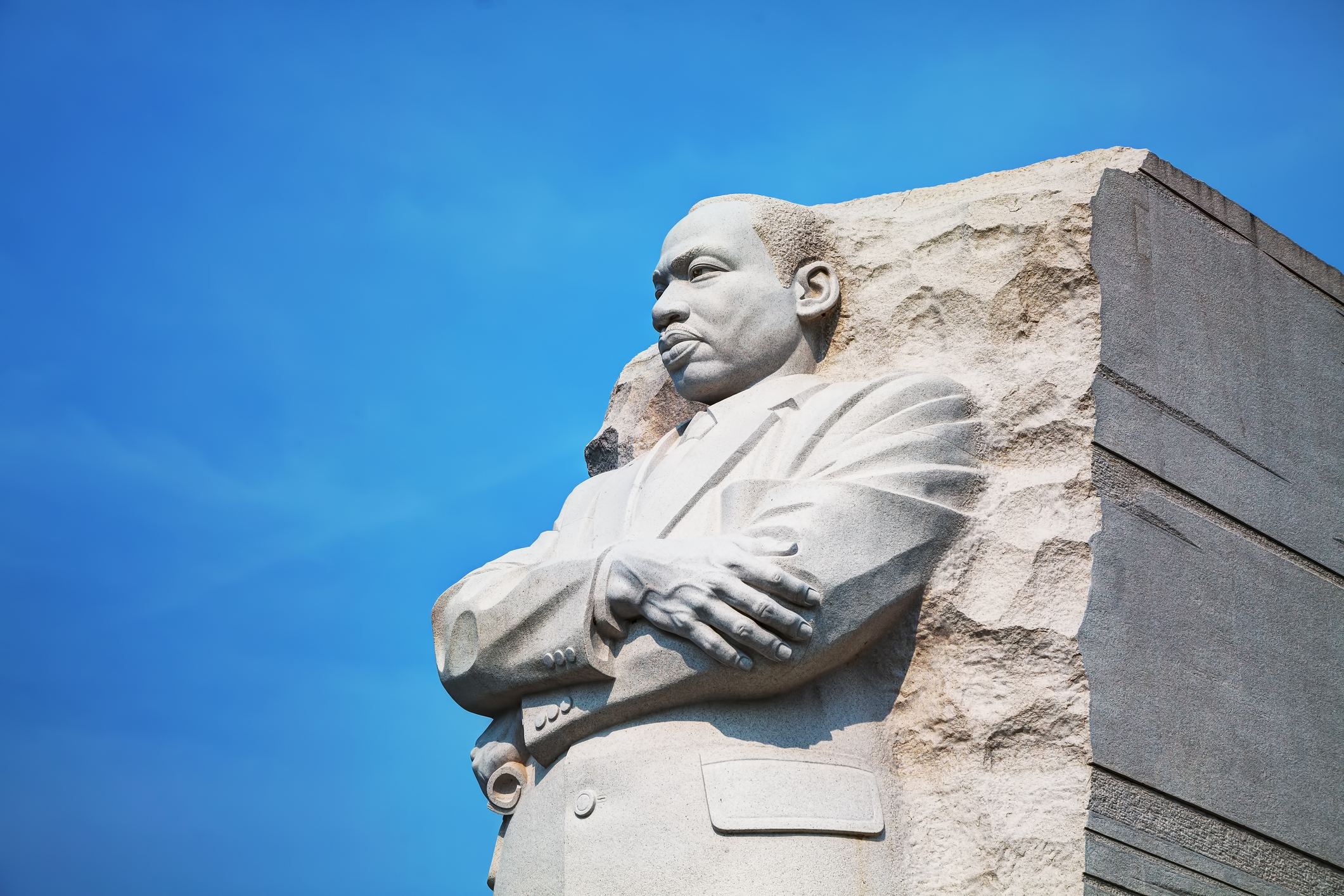 Statue of Martin Luther King, Jr